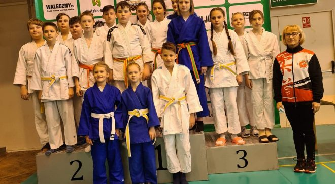 Medale tyskich judoków!
