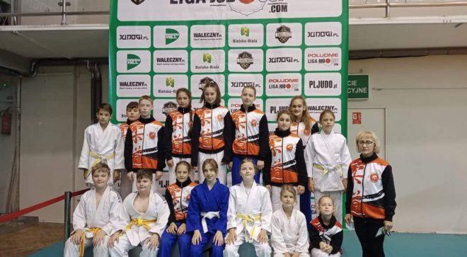 Judocy triumfowali w Bielsku