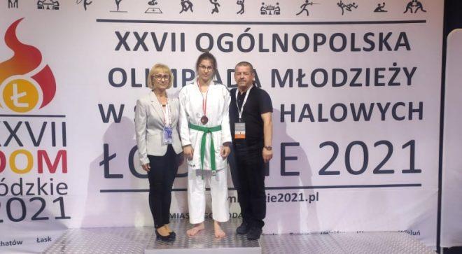 Judo: Brąz na Mistrzostwach Polski