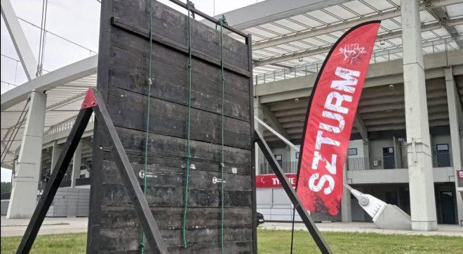 Wyjątkowy bieg na Stadionie Śląskim