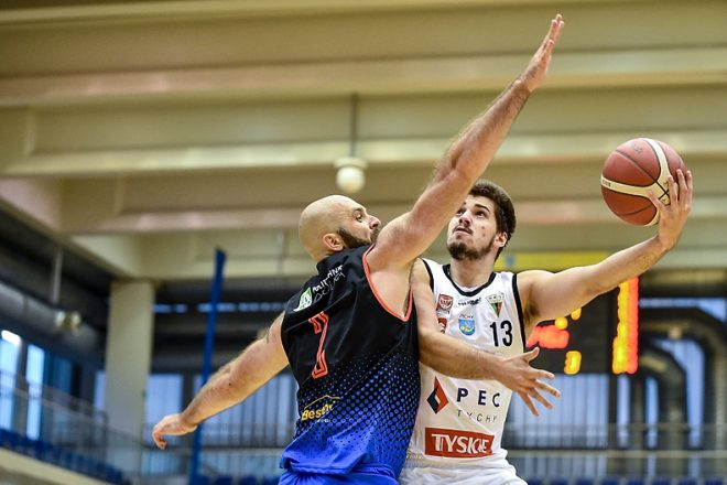 Koszykarski turniej w Tychach