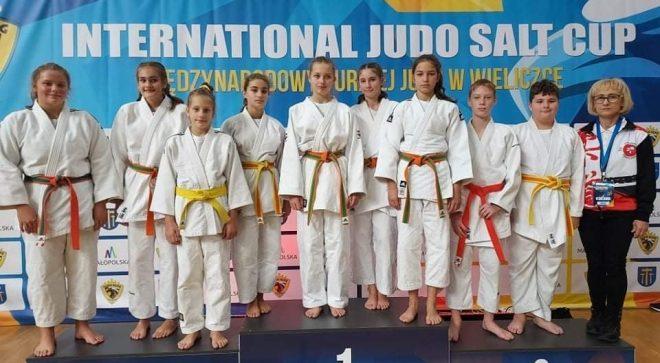 Międzynarodowe medale judoków