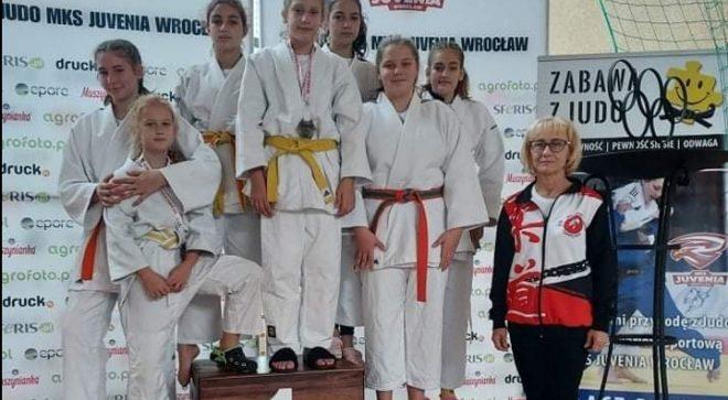 Sześć medali judoków